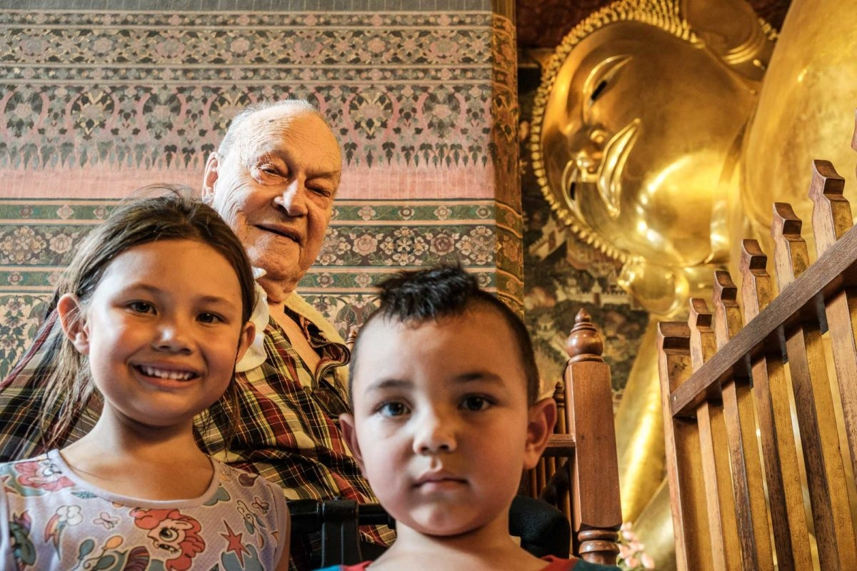 Last month I photographed an assignment for Wish of a Lifetime Canada, a non-profit organisation that works to fulfil lifetime wishes for elderly citizens. It was great documenting 88 year-old Gordon's visit to Thailand, where he was finally able to meet his great-grandchildren who are living near Bangkok with Gordon's […]