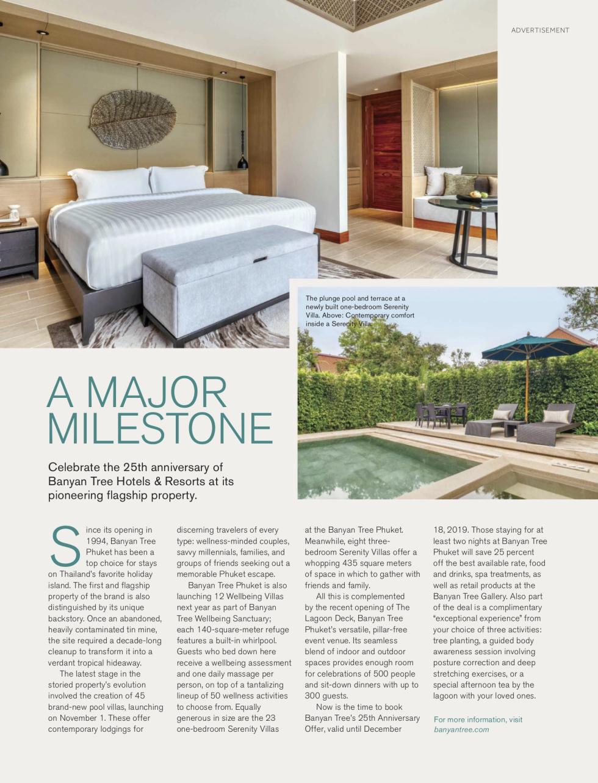DestinAsian The Banyan Tree Phuket