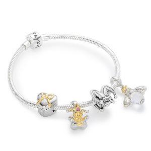 jewelry product photography Bangkok bracelet on white background