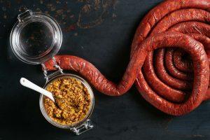 food photography Thailand el gaucho sausage