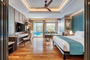 holiday inn resort Patong room hotel photography