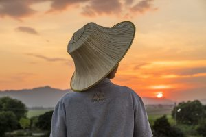 resort sunset lifestyle photography Thailand
