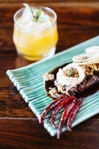 Thai food apinara restaurant Bangkok