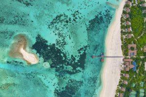 asia drone resort photograpy Maldives