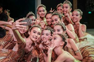 classical ballet event photography Thailand