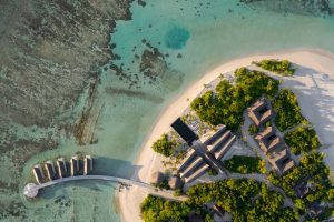 hotel photography thailand aerial drone