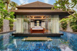 banyan tree Phuket photography luxury double pool villa