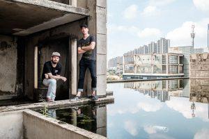 lifestyle portrait photography Bangkok rooftop