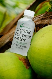 product photography Thailand coconut water